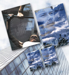 <strong>Schneider Electric - Formation :</strong> Concept visuel. Couverture de catalogue.